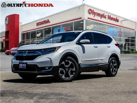 2019 Honda CR-V Touring (Stk: U2314) in Guelph - Image 1 of 23