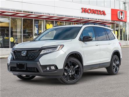 2021 Honda Passport Touring (Stk: PM23640) in Vancouver - Image 1 of 9