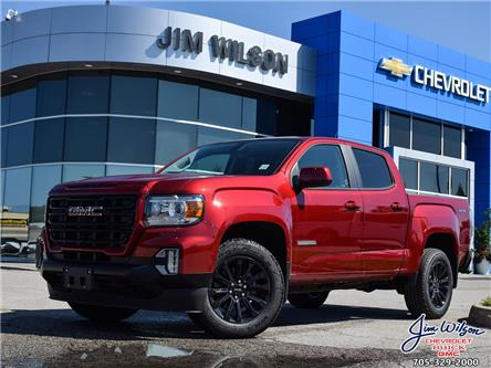 2021 GMC Canyon Elevation (Stk: 2021719) in Orillia - Image 1 of 27