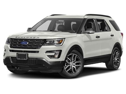 2017 Ford Explorer Sport (Stk: W0926AX) in Barrie - Image 1 of 9