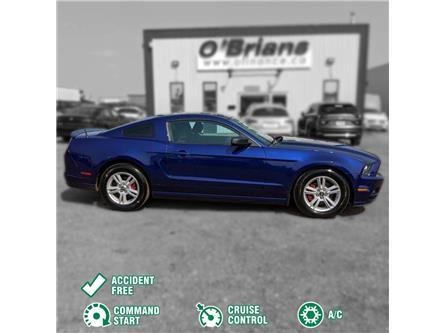 2014 Ford Mustang V6 Premium (Stk: 14684A) in Saskatoon - Image 1 of 21