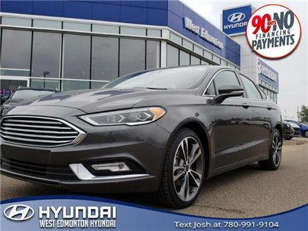 2018 Ford Fusion  (Stk: 18944B) in Edmonton - Image 1 of 21