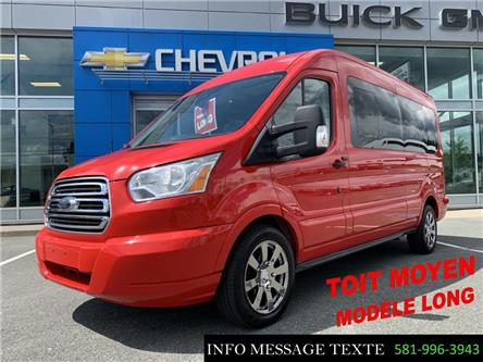 2017 Ford Transit-350  (Stk: X8579) in Ste-Marie - Image 1 of 30