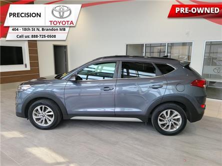 2017 Hyundai Tucson 4 DOOR (Stk: 213141) in Brandon - Image 1 of 30