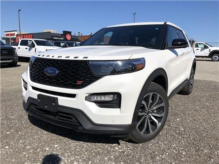 2021 Ford Explorer ST (Stk: EX21593) in Barrie - Image 1 of 26