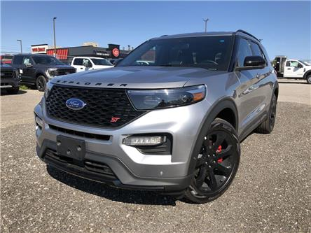 2021 Ford Explorer ST (Stk: EX21602) in Barrie - Image 1 of 24