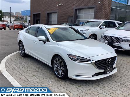 2018 Mazda MAZDA6 Signature (Stk: 30429A) in East York - Image 1 of 30