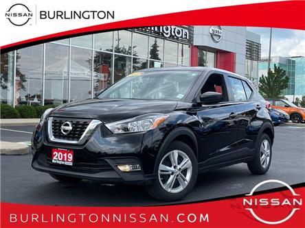 2019 Nissan Kicks S (Stk: A7273) in Burlington - Image 1 of 9
