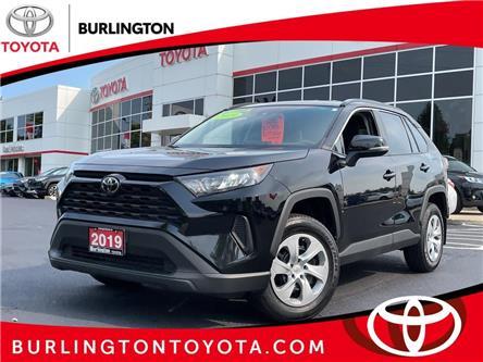 2019 Toyota RAV4 LE (Stk: U11726) in Burlington - Image 1 of 17