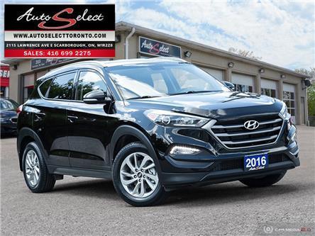 2016 Hyundai Tucson Premium (Stk: 16TZC17) in Scarborough - Image 1 of 28