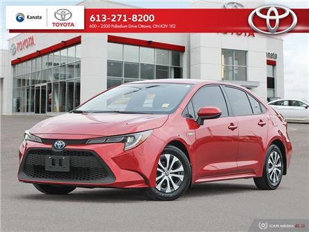2020 Toyota Corolla Hybrid Base (Stk: M4089) in Ottawa - Image 1 of 29
