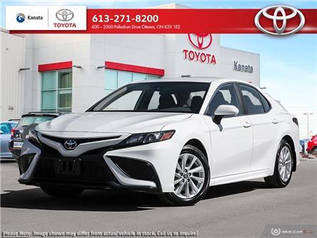 2021 Toyota Camry SE (Stk: 91347) in Ottawa - Image 1 of 24
