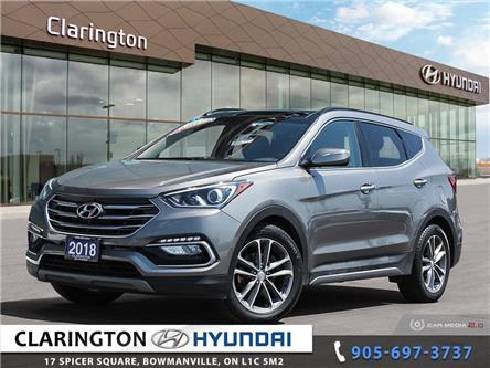 2018 Hyundai Santa Fe Sport 2.0T Limited (Stk: 21328A) in Clarington - Image 1 of 27