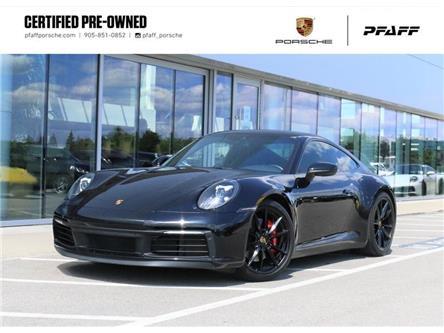 2020 Porsche 911 Carrera S Coupe (992) w/ PDK (Stk: U9797) in Vaughan - Image 1 of 30