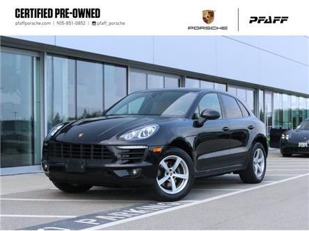 2018 Porsche Macan  (Stk: U9835) in Vaughan - Image 1 of 30