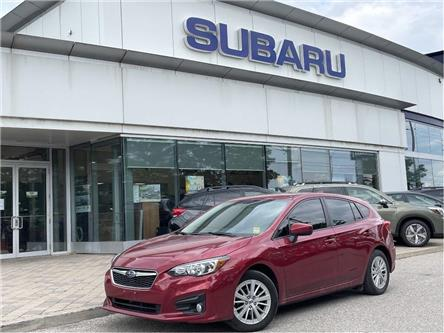 2018 Subaru Impreza Touring (Stk: 210702A) in Mississauga - Image 1 of 3