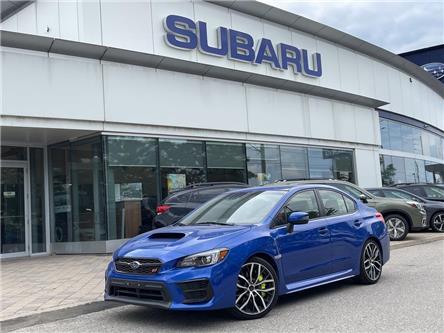 2021 Subaru WRX STI Sport-tech w/Lip (Stk: P4944) in Mississauga - Image 1 of 3