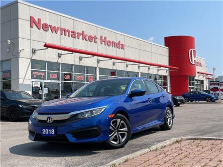 2018 Honda Civic LX (Stk: 21-3716A) in Newmarket - Image 1 of 20