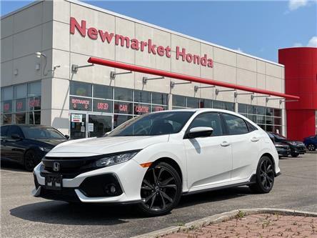 2018 Honda Civic Sport (Stk: 21-3779A) in Newmarket - Image 1 of 20