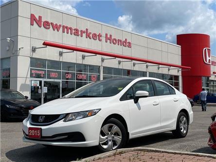 2015 Honda Civic LX (Stk: 22-2024A) in Newmarket - Image 1 of 20