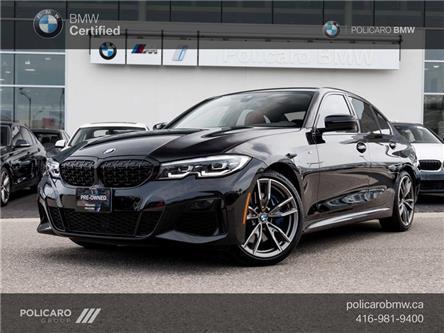2020 BMW M340i xDrive (Stk: H95301P) in Brampton - Image 1 of 22
