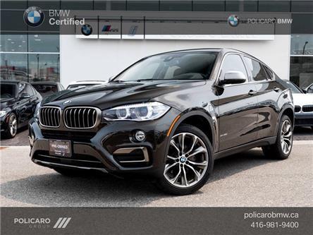 2018 BMW X6 xDrive35i (Stk: X50806T) in Brampton - Image 1 of 22