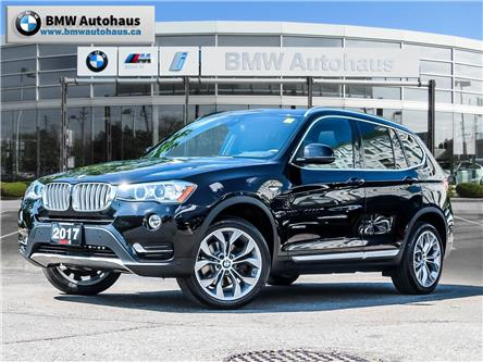 2017 BMW X3 xDrive28i (Stk: P10627) in Thornhill - Image 1 of 39