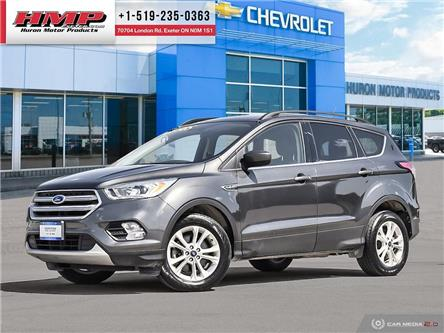 2018 Ford Escape SEL (Stk: 91288) in Exeter - Image 1 of 27