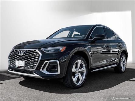 2021 Audi Q5 45 Progressiv (Stk: A10796) in Toronto - Image 1 of 22