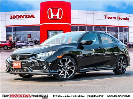 2017 Honda Civic Sport (Stk: 3910) in Milton - Image 1 of 27