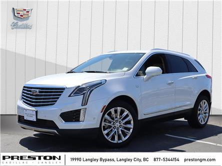 2018 Cadillac XT5 Platinum (Stk: 1207081) in Langley City - Image 1 of 30