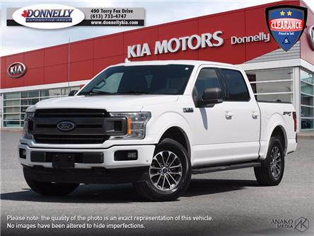 2018 Ford F-150 XLT (Stk: KW30DTA) in Kanata - Image 1 of 26