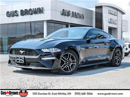 2019 Ford Mustang EcoBoost (Stk: 5102893T) in WHITBY - Image 1 of 23
