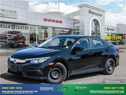 2018 Honda Civic LX (Stk: 20877A) in Brampton - Image 1 of 30