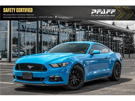 2017 Ford Mustang  (Stk: K4405A) in Kitchener - Image 1 of 23