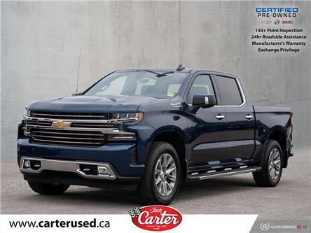 2020 Chevrolet Silverado 1500 High Country (Stk: 13873U) in Calgary - Image 1 of 27