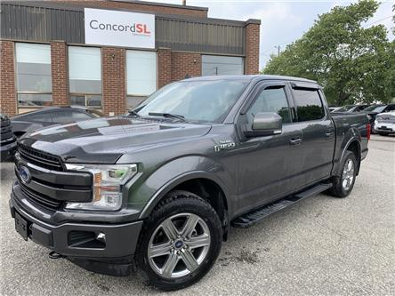 2019 Ford F-150 Lariat (Stk: C6197) in Concord - Image 1 of 5
