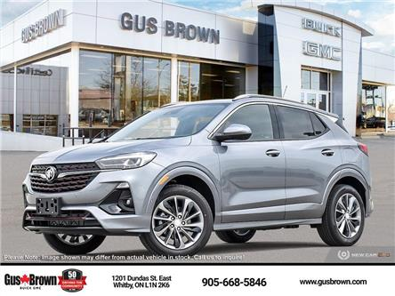 2021 Buick Encore GX Essence (Stk: B161242) in WHITBY - Image 1 of 23
