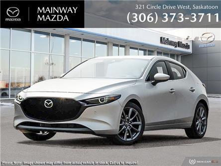 2021 Mazda Mazda3 GT w/Premium Package (Stk: M21419) in Saskatoon - Image 1 of 22