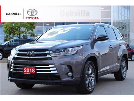 2018 Toyota Highlander Limited (Stk: LP4740) in Oakville - Image 1 of 21