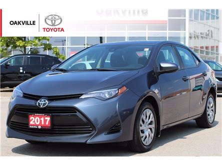 2017 Toyota Corolla LE (Stk: LP86558) in Oakville - Image 1 of 17