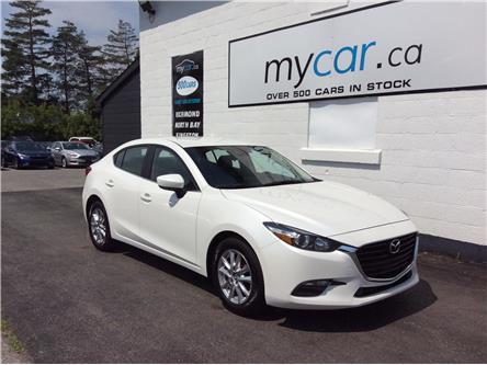 2018 Mazda Mazda3 SE (Stk: 210642) in Ottawa - Image 1 of 21