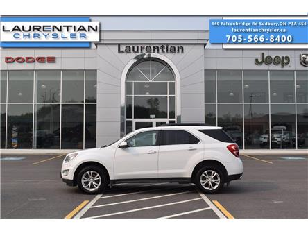 2017 Chevrolet Equinox 1LT (Stk: P0223A) in Greater Sudbury - Image 1 of 30