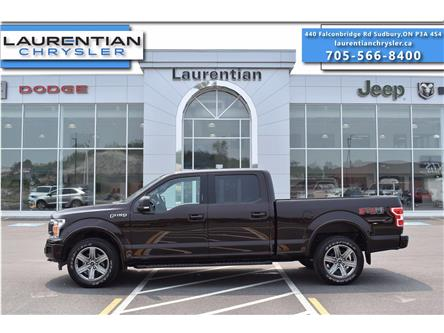 2019 Ford F-150  (Stk: 21268C) in Greater Sudbury - Image 1 of 32