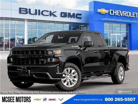 2021 Chevrolet Silverado 1500 Custom (Stk: 381856) in Goderich - Image 1 of 23
