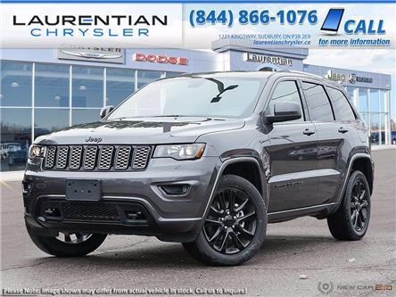 2021 Jeep Grand Cherokee Laredo (Stk: 21350) in Greater Sudbury - Image 1 of 23