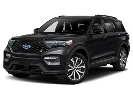 2021 Ford Explorer ST (Stk: 2161109) in Vancouver - Image 1 of 9