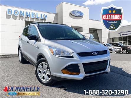 2016 Ford Escape S (Stk: CLDV788A) in Ottawa - Image 1 of 27