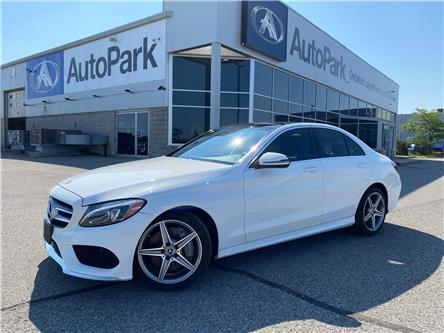 2018 Mercedes-Benz C-Class Base (Stk: 18-37049JB) in Barrie - Image 1 of 35