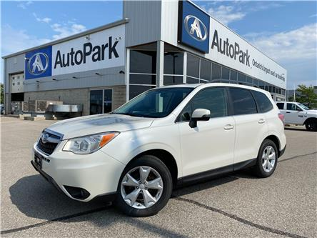2014 Subaru Forester 2.5i Limited Package (Stk: 14-66752JB) in Barrie - Image 1 of 31